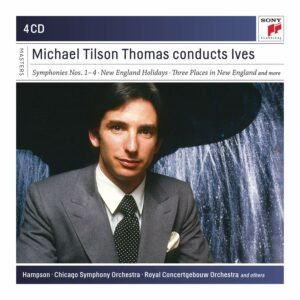 Michael Tilson Thomas Conducts Charles Ives