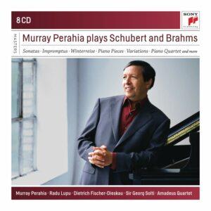 Murray Perahia Plays Brahms And Schubert - Murray Perahia
