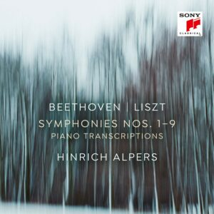 Beethoven: Symphonies Nos. 1-9 (Liszt Arrangement) - Hinrich Alpers