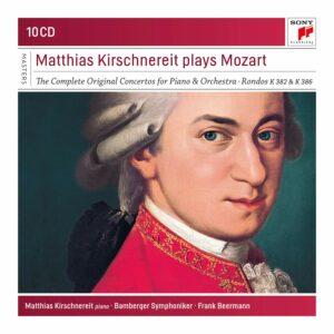 Mozart: The Piano Concertos - Matthias Kirschnereit