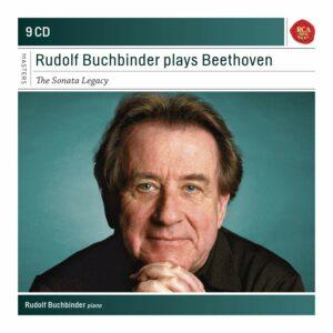 Beethoven: The Sonata Legacy - Rudolf Buchbinder