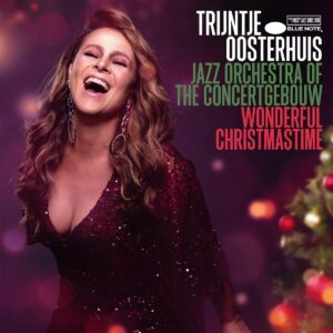 Wonderful Christmastime (Vinyl) - Trijntje Oosterhuis
