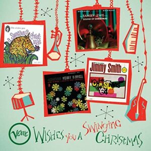 Verve Wishes You A Swinging Christmas (Vinyl)