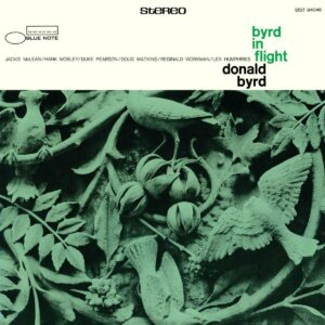 Byrd In Flight (Vinyl) - Donald Byrd