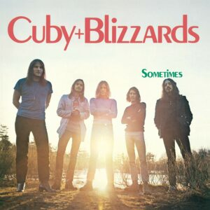 Sometimes (Vinyl) - Cuby & Blizzards