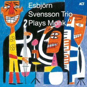 Monk: Plays Monk (Vinyl) (Vinyl) - Esbjorn Svensson Trio