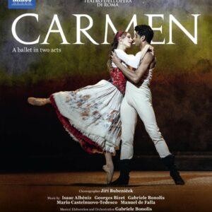 Carmen (Ballet) - Corpo di Ballo del Teatro dell'Opera di Roma