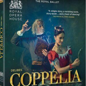 Delibes: Coppelia - The Royal Ballet