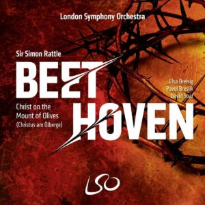 Beethoven: Christ On The Mount Of Olives - Simon Rattle