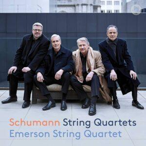 Schumann: String Quartets - Emerson String Quartet