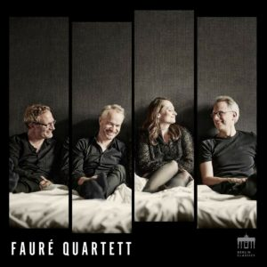 Fauré: Piano Quartets - Fauré Quartett