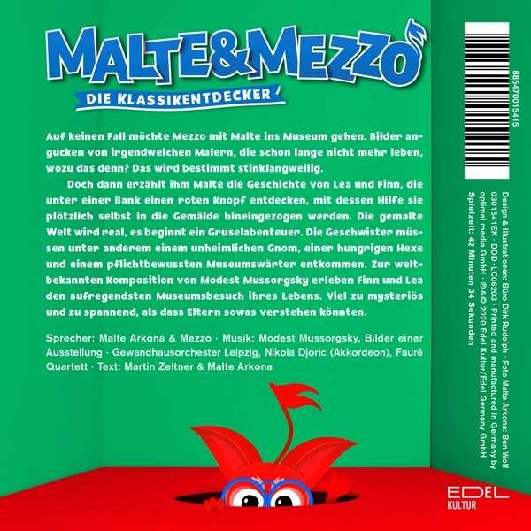 Bilder Einer Ausstellung - Malte&Mezzo