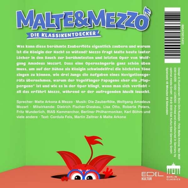 Zauberflote - Malte&Mezzo