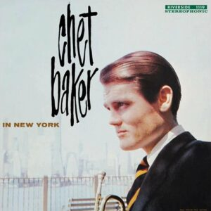 In New York (Vinyl) - Chet Baker