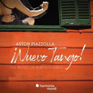 Astor Piazzolla: Nuevo Tango!