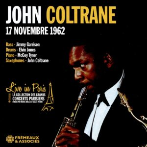 Live In Paris, 17 Novembre 1962 - John Coltrane