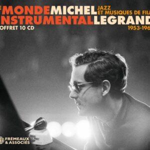 Le Monde Instrumental 1953-1962, Jazz Et Musiques De Film - Michel Legrand
