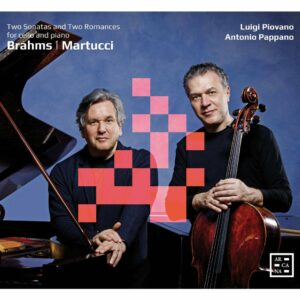Brahms: Two Sonatas For Cello And Piano - Antonio Pappano