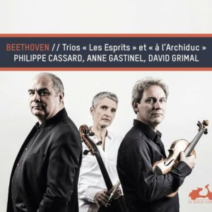 Beethoven: Ghost & Archduke Trios - Anne Gastinel