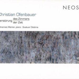 Christian Ofenbauer: Zerstorung Des Zimmers / Der Zeit - Johannes Marian