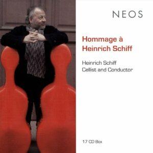 Hommage A Heinrich Schiff - Heinrich Schiff