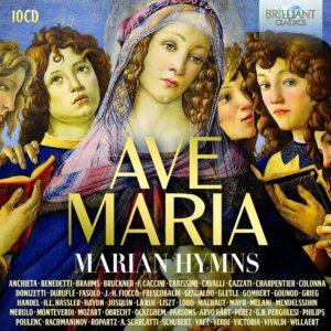 Ave Maria: Marian Hymns