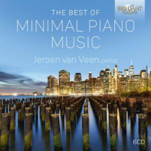 The Best Of Minimal Piano Music - Jeroen van Veen