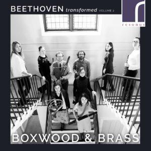 Beethoven Transformed Vol. 2 - Boxwood & Brass