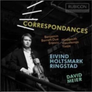 Correspondances - Eivind Ringstad