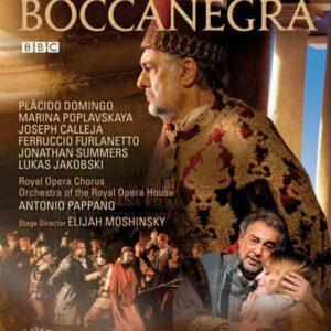Verdi : Simon Boccanegra. Domingo. Pappano.