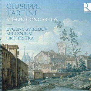 Giuseppe Tartini: Violin Concertos - Evgeny Sviridov