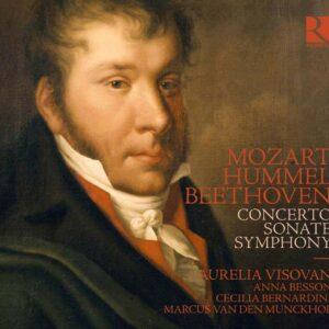 Concerto / Sonate / Symphony - Aurelia Visovan