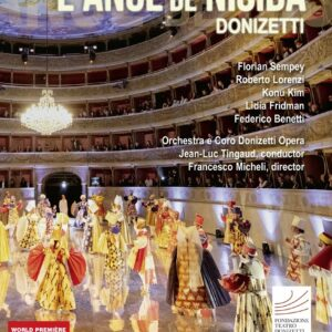 Gaetano Donizetti: L'Ange De Nisida - Jean-Luc Tingaud