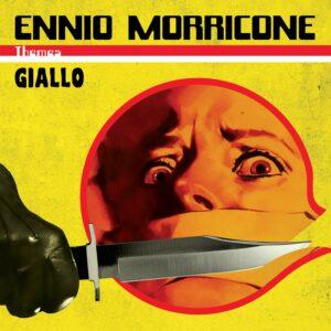 Giallo (OST) (Vinyl) - Ennio Morricone