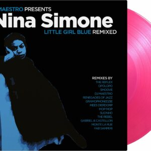 Little Girl Blue Remixed (Vinyl) - Nina Simone & DJ Maestro