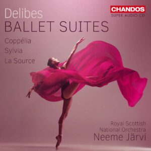 Leo Delibes Ballet Suites - Neeme Järvi