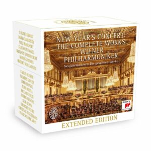 New Year's Concert: The Complete Works - Wiener Philharmoniker