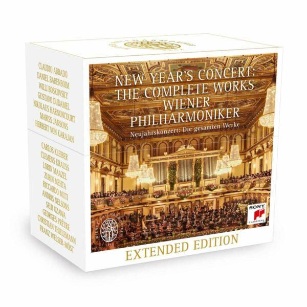 New Year's Concert: The Complete Works - Wiener Philharmoniker