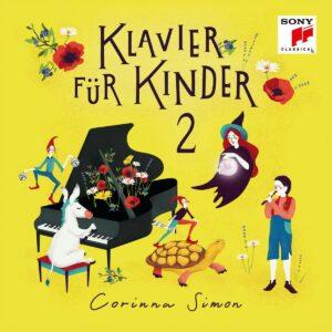 Klavier Fur Kinder II - Corinna Simon