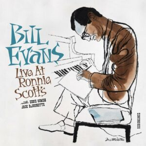Live At Ronnie Scott's - Bill Evans