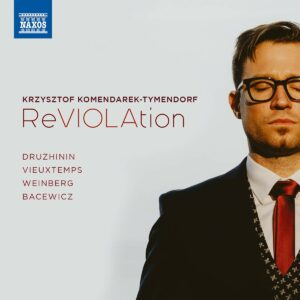 ReVIOLAtion - Krzysztof Komendarek-Tymendorf