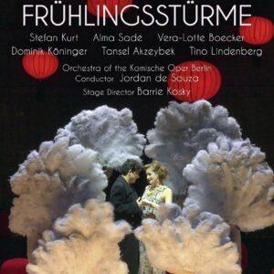 Jaromir Weinberger: Frühlingsstürme - Komischen Oper Berlin