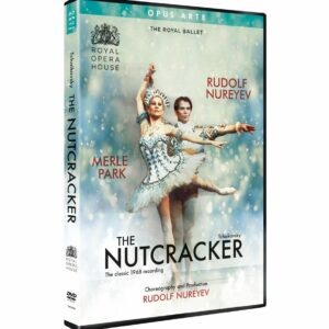 Tchaikovsky: The Nutcracker - Rudolf Nuryev