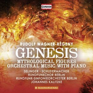 Rudolf Wagner-Regeny: Genesis - Johannes Kalitzke