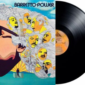 Barretto Power (Vinyl) - Ray Barretto