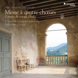 Charpentier: Messe A Quatre Choeurs - Ensemble Correspondances