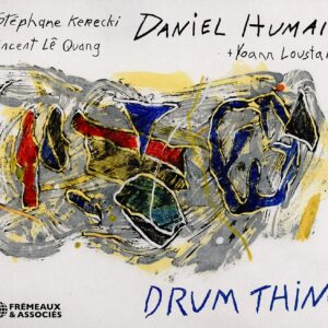 Drum Thing - Humair Daniel