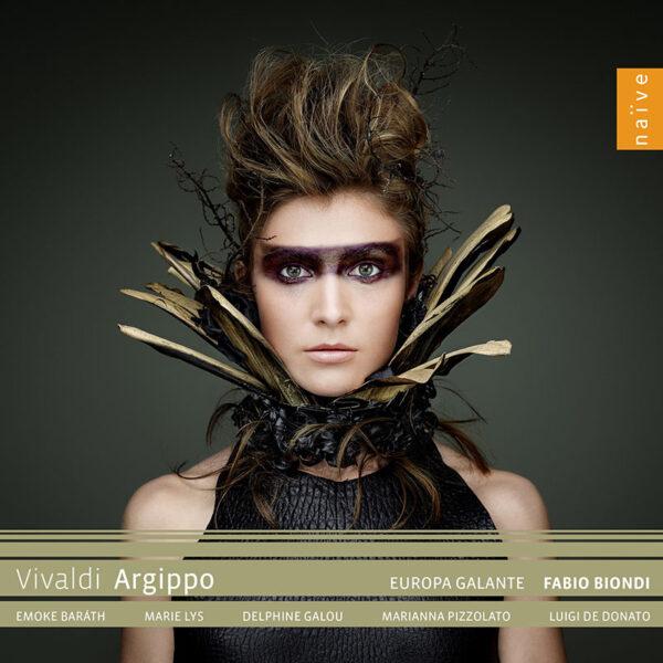Vivaldi: Argippo - Fabio Biondi
