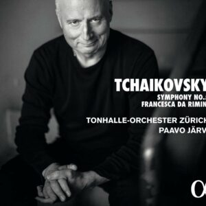 Tchaikovsky: Symphony No. 5 & Francesca Da Rimini - Paavo Järvi