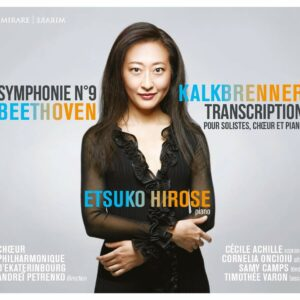 Beethoven: Symphony No.9 (Transcription for Piano, Soloists & Choir by Kalkbrenner) - Etsuko Hirose